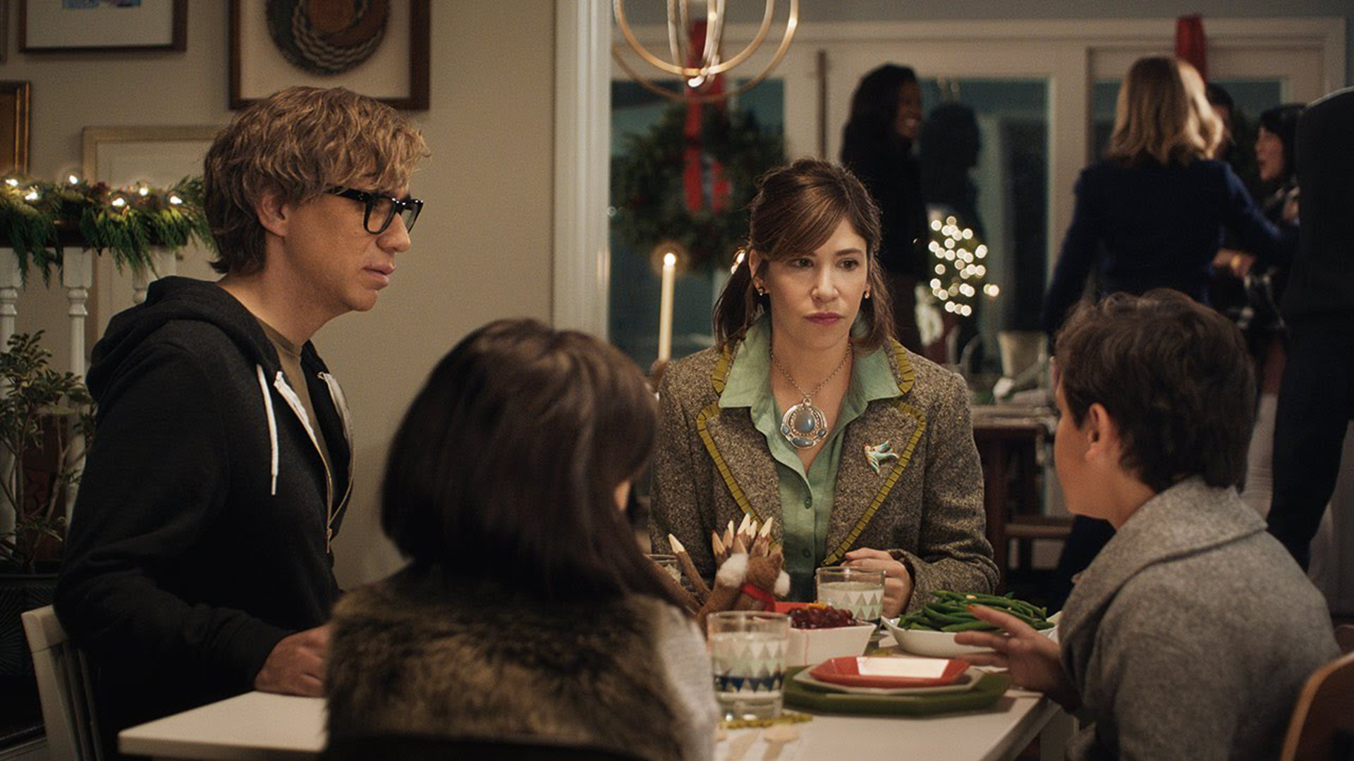 watch fred and carrie ring in the holidays with old navy ifc - Old Navy Christmas Commercial