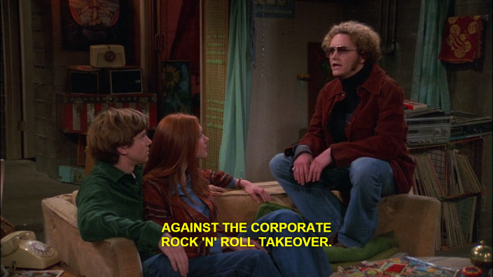 Hyde That 70s show punk 3