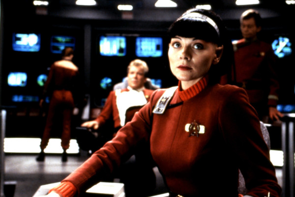 Kim Cattrall Star Trek VI