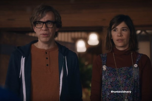 Old Navy – Fred Armisen and Carrie Brownstein