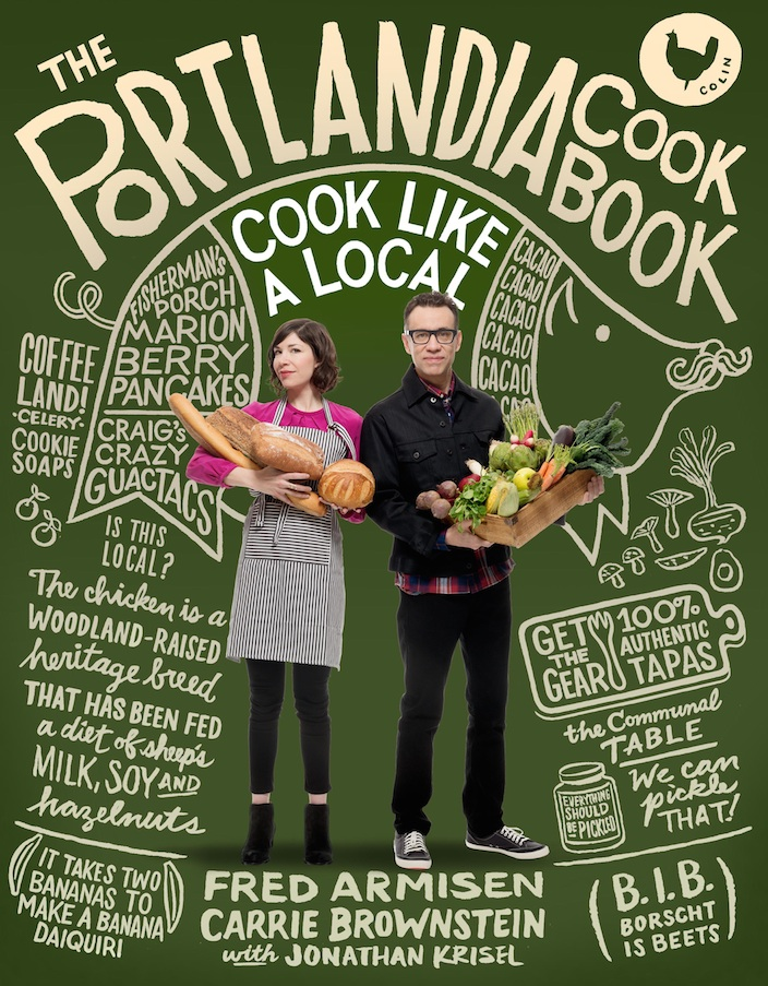 Portlandia Cookbook