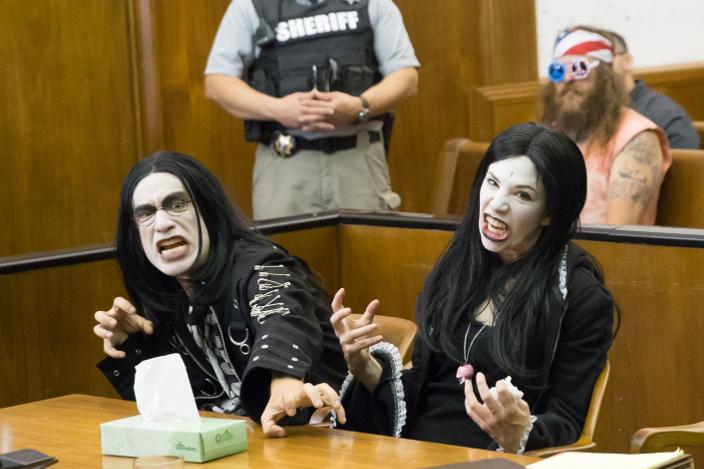 Portlandia Goths