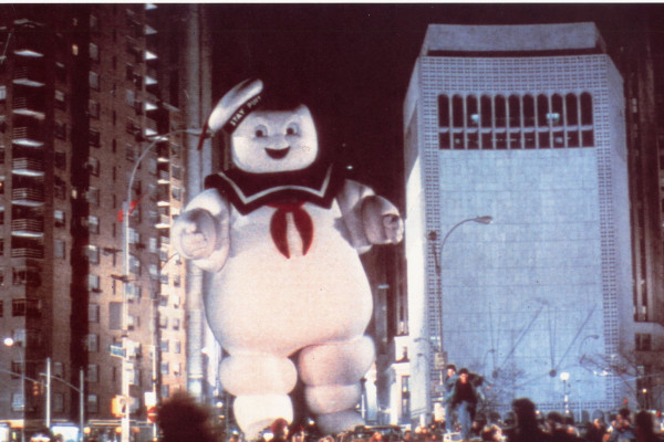 Ghostbusters Stay Puft