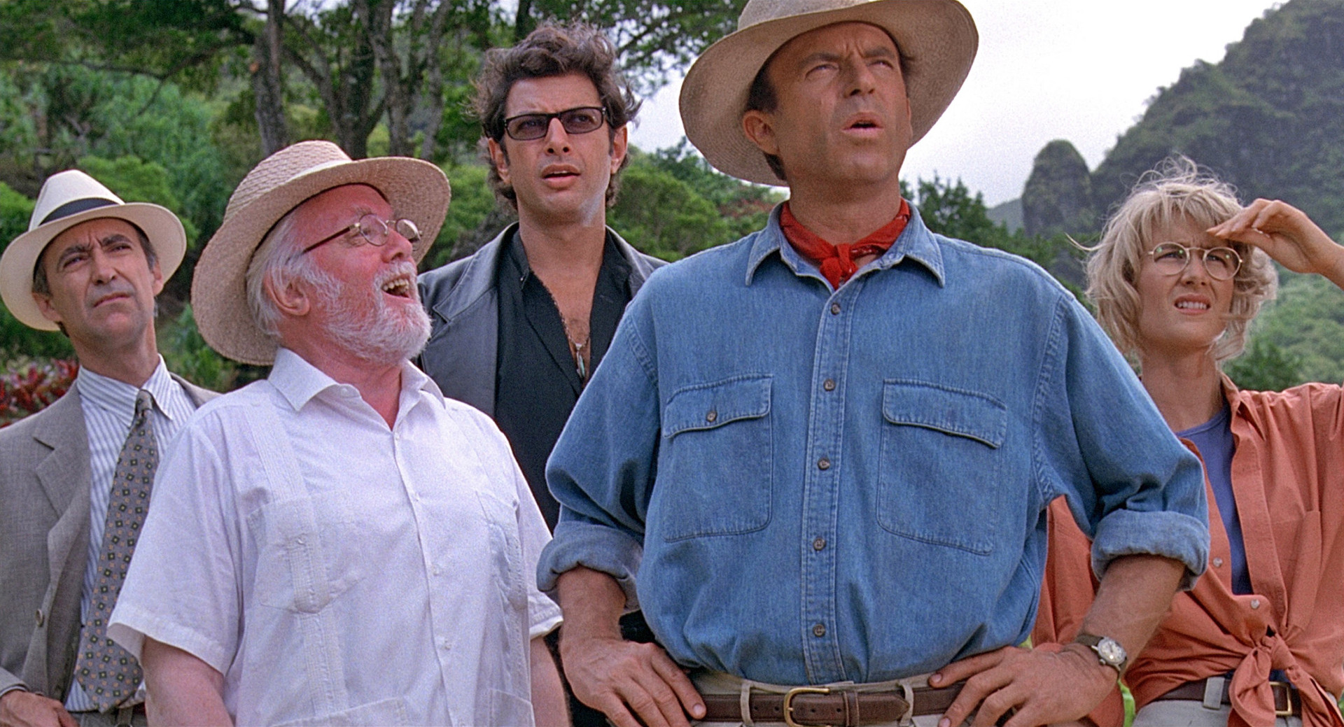 10 Things You Didn\'t Know About the Jurassic Park Cast – IFC