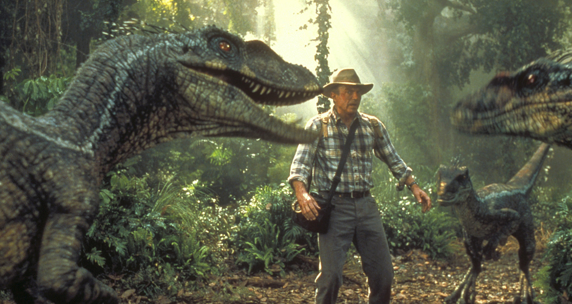 Man Vs Nature In Jurassic Park