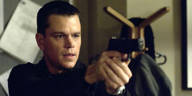 Bourne Matt Damon