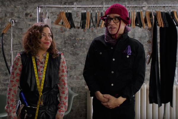 Fred Armisen for Fashion Week