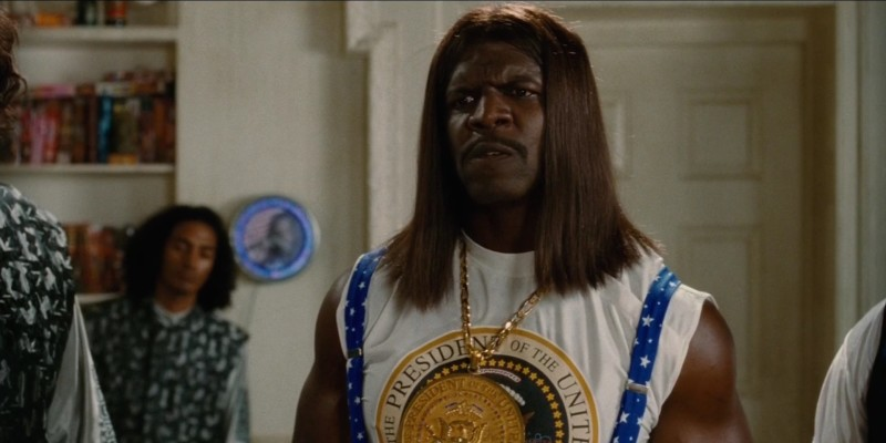 Terry Crews in Idiocracy
