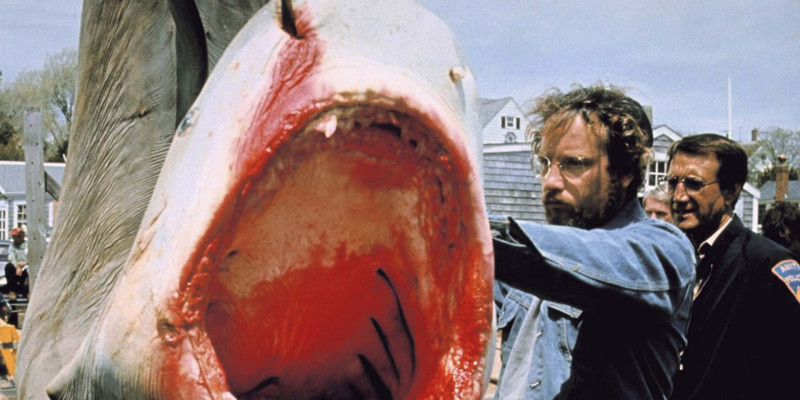 Jaws Everett Richard Dreyfuss Shark