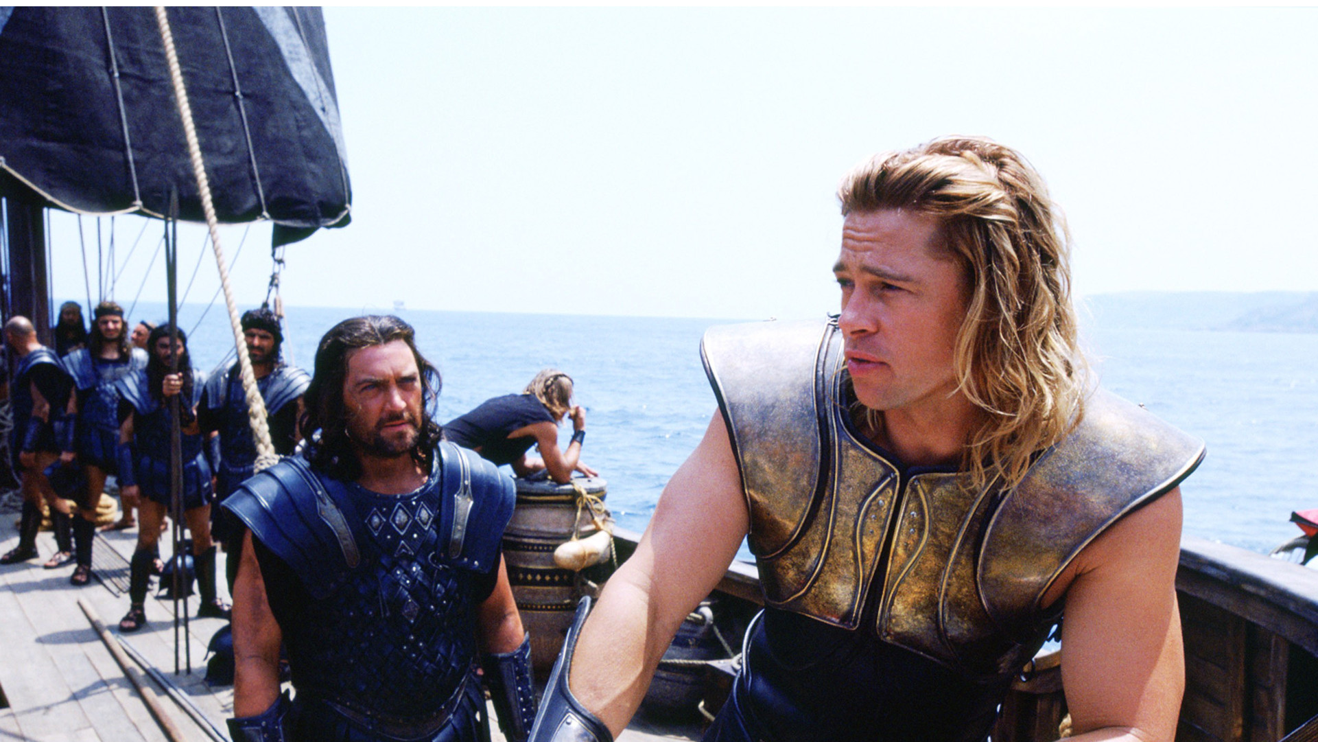 a definitive ranking of the hairstyles of troy � ifc
