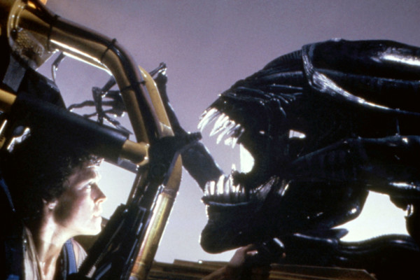 Aliens Sigourney Weaver