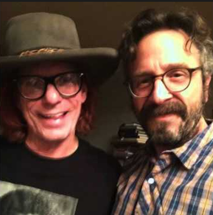 Bob Forrest Marc Maron Podcast