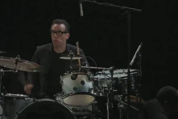 Fred Armisen drums