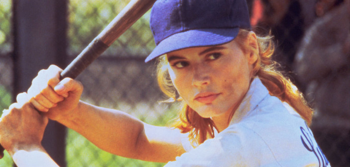 Image result for Geena Davis Who You Didn't Know are Skilled Athletes