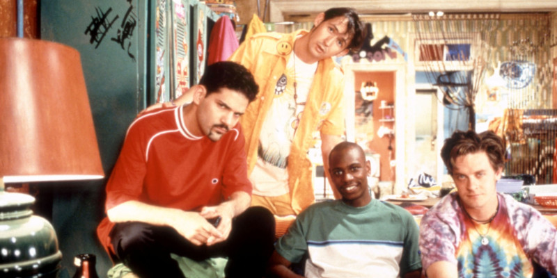 Half Baked Cast