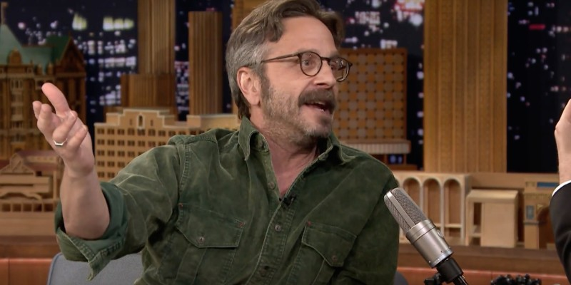 Marc Maron on Tonight Show with Jimmy Fallon