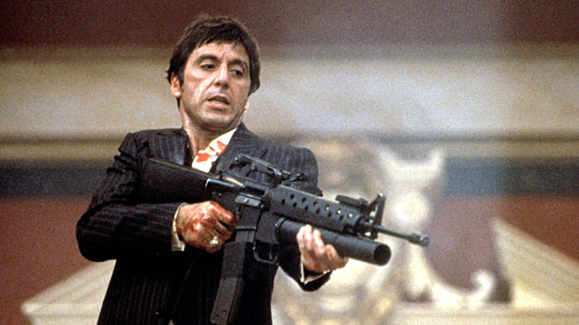 Say Hello to Our Scarface Quiz – IFC Al Pacino Monologue