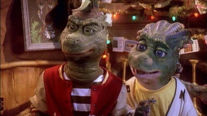 Sally Struthers Dinosaurs