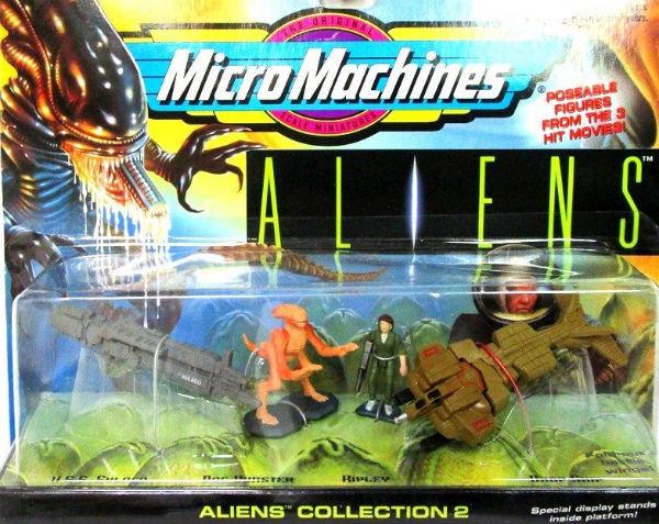 Alien Micromachines