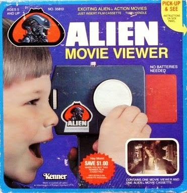 Alien Movie Viewer