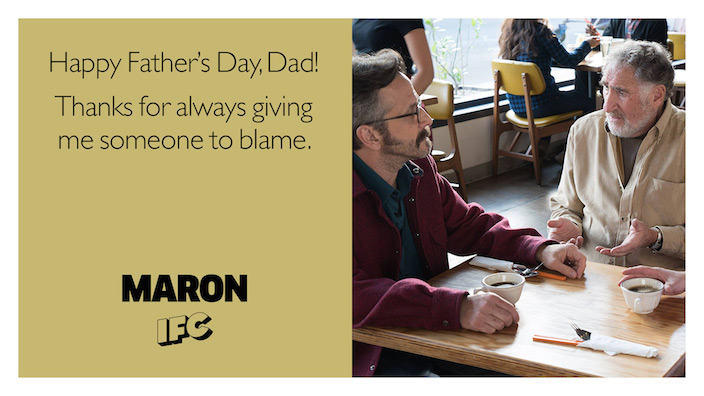 Maron Father's Day