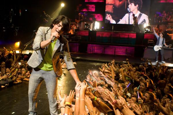Joe Jonas Concert Movie