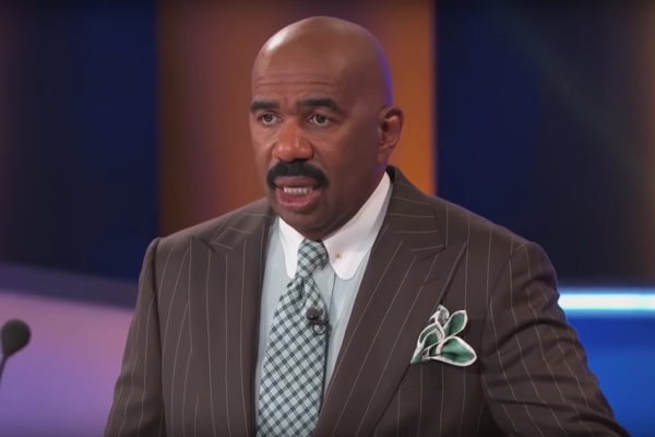 Steve Harvey in Family Feud