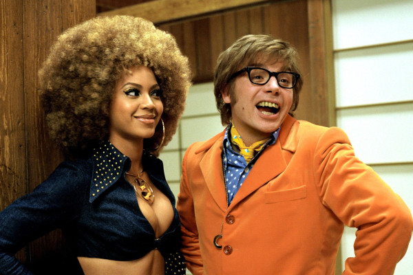 Beyonce Austin Powers in Goldmember