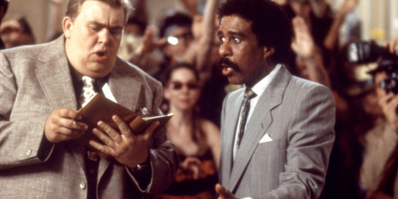 Brewsters Millions John Candy Richard Pryor