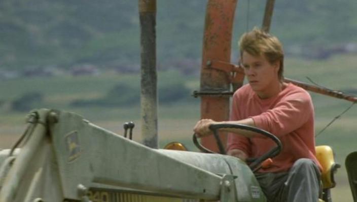 Footloose Tractor