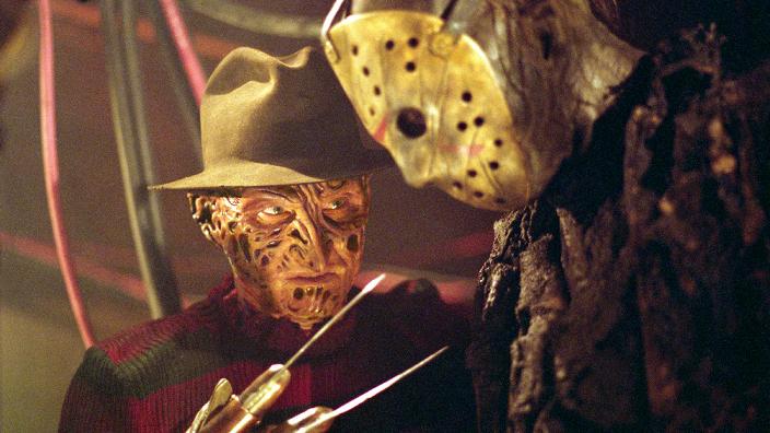 Freddy V Jason