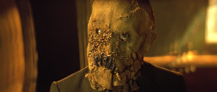 Scarecrow Batman Begins