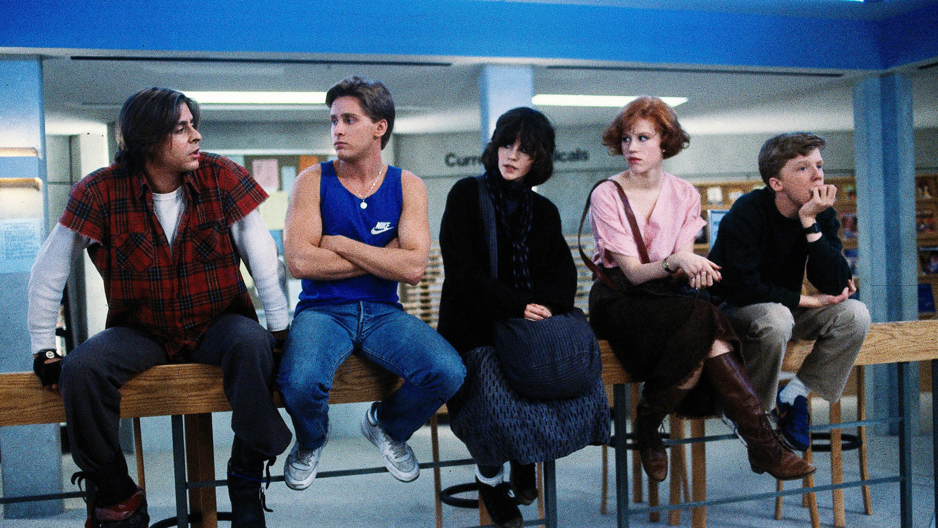 healing myths in the breakfast club The breakfast club is a 1985 american teen drama film, written and directed by john hughes the storyline follows five teenagers as they spend their but we think you're crazy to make us write this essay telling you who we think we are what do you care you see us as you want to see us in the.