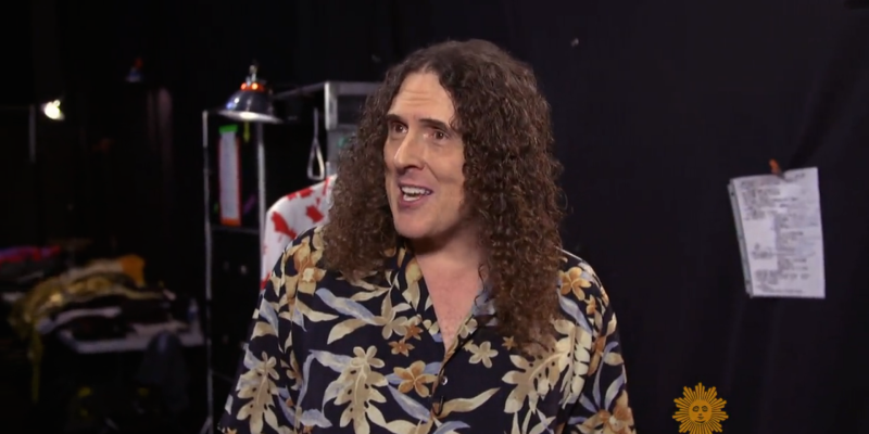 Weird Al on CBS News Sunday Morning