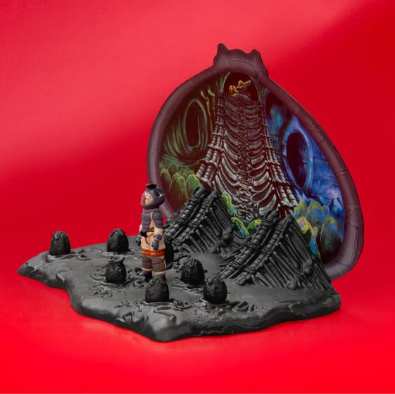 Alien Egg Chamber