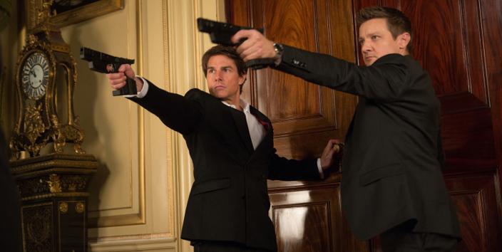 Mission Impossible Jeremy Renner