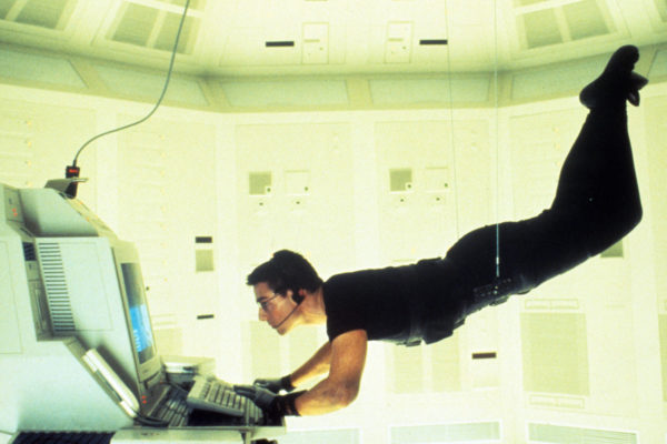 Mission Impossible Tom Cruise 1996
