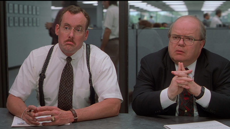 Office Space John C McGinley