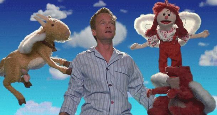 Neil's Puppet Dreams