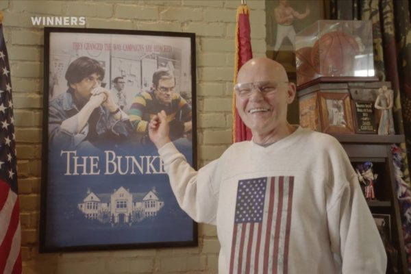 James Carville Documentary Now Parody