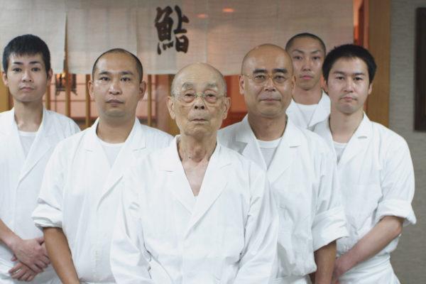 Jiro Dreams of Sushi Cast