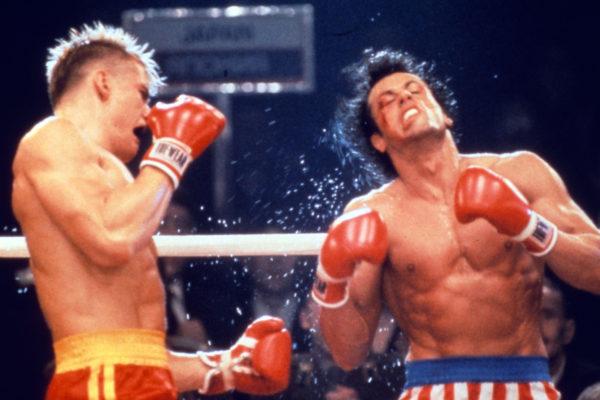 Rocky IV Stallone Lundgren