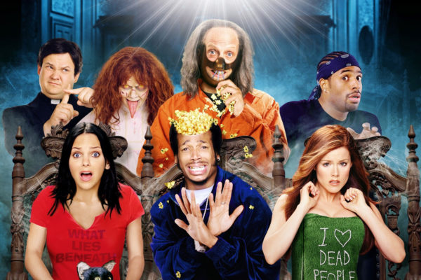 Scary Movie 2 cast