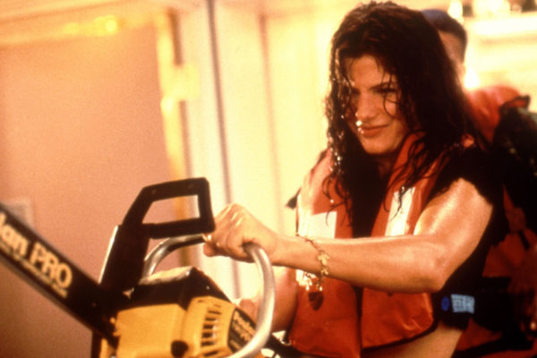 Speed 2 Cruise Control Sandra Bullock