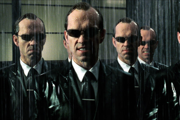 The Matrix Revolutions Hugo Weaving