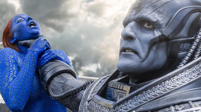 X-Men Oscar Isaac