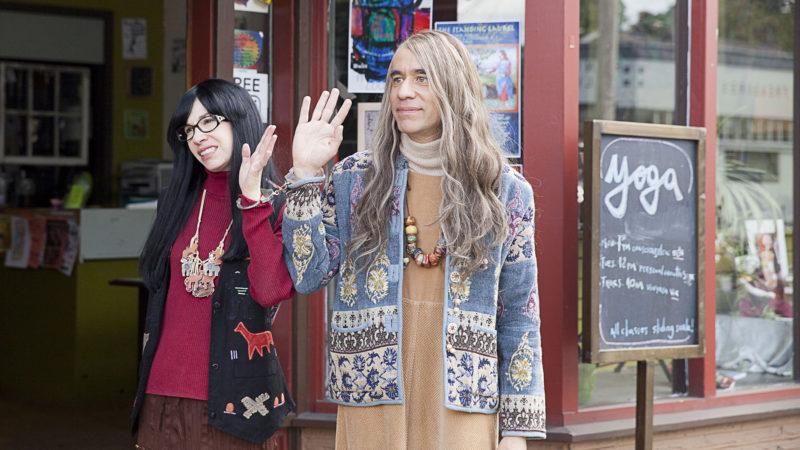 Portlandia Season 4, Feminist Bookstore/ Car Wash/ Subaru Integration