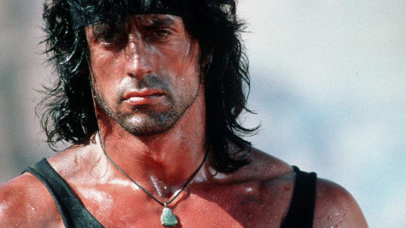 – Rambo III (1988) – Photo Credit: Unknown
