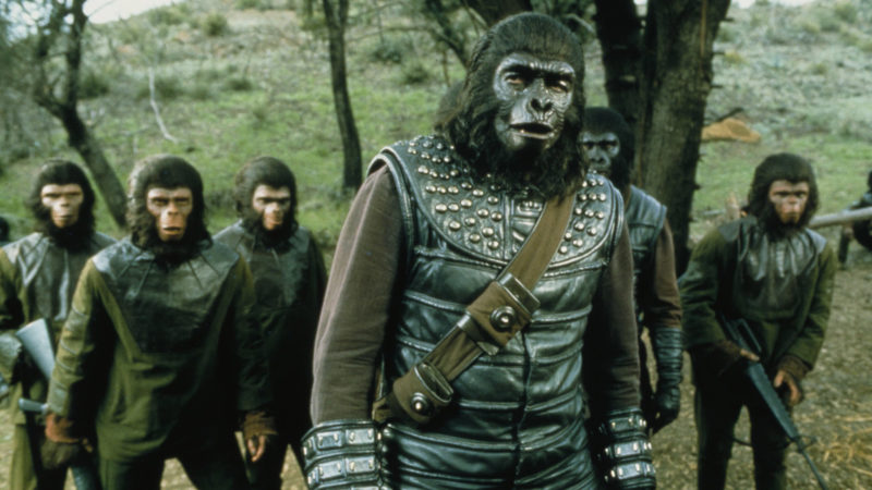 – Battle for the Planet of the Apes (1973) – Photo Credit: Unknown