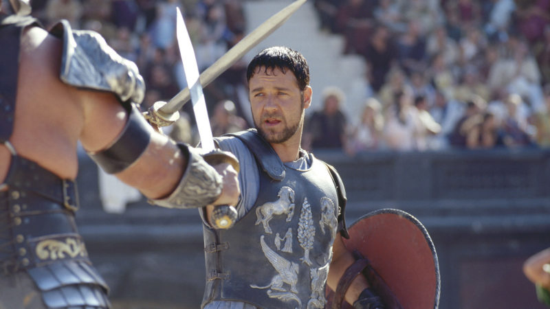 – Gladiator (2000) – Photo Credit: Unknown
